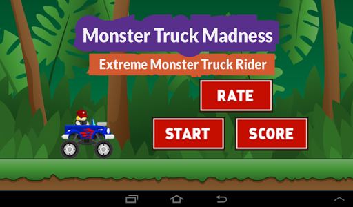 Monster Truck Racing Race 3D