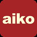 aiko 無料音楽動画プレイヤー logo