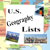 United States Geography Lists