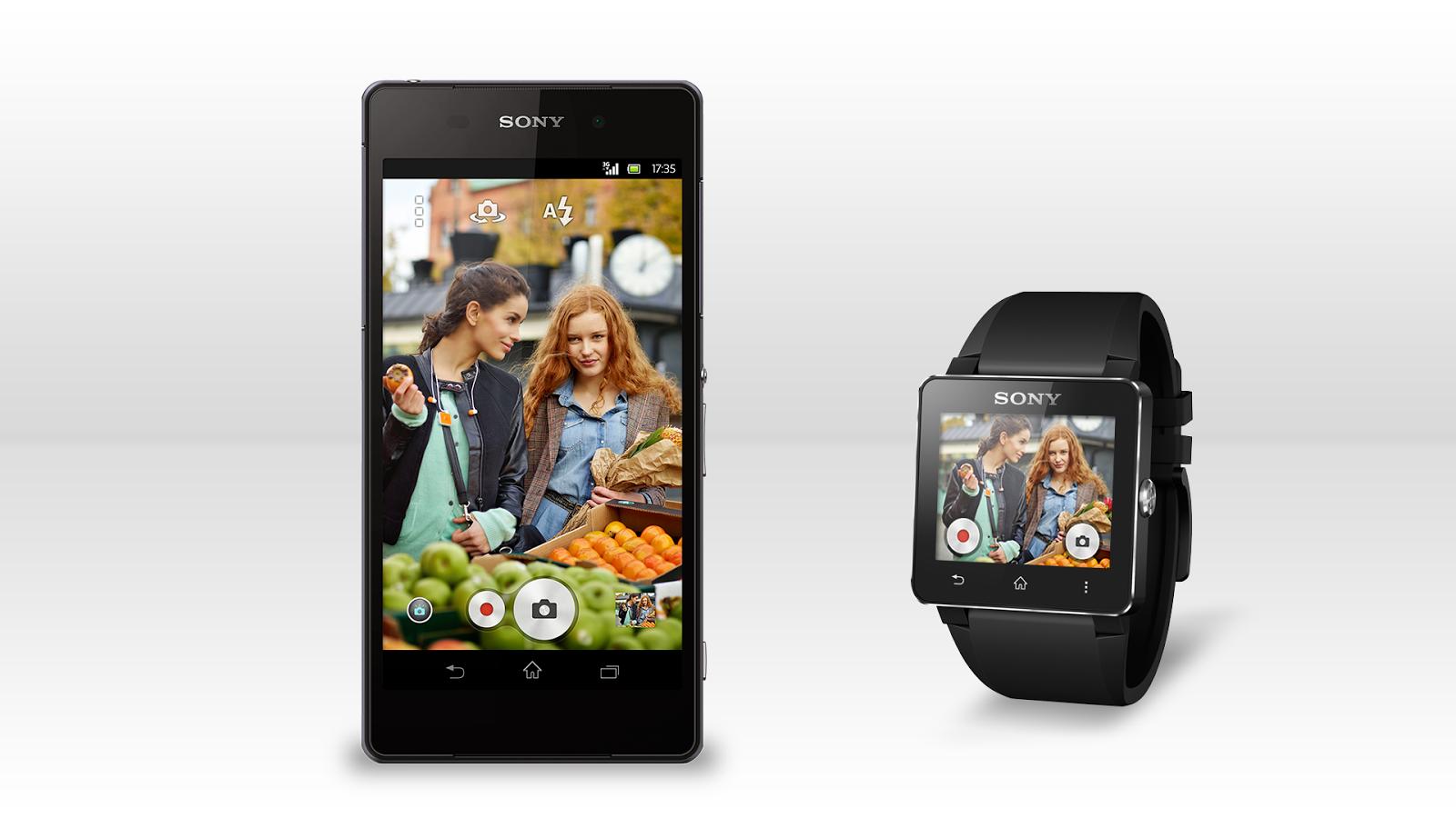 Camera smart extension - screenshot