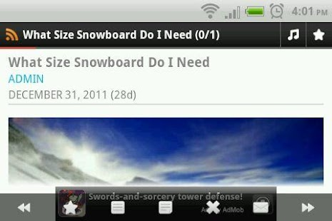 What Size Snowboard do I Need - screenshot thumbnail