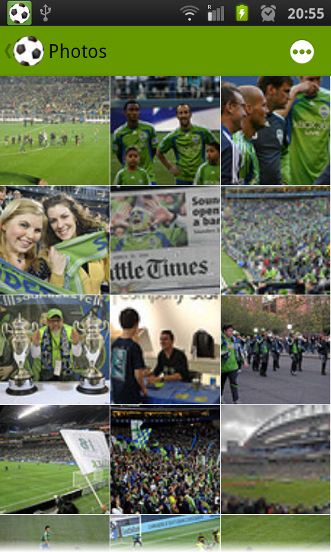 Seattle Sounders FC Fan - screenshot