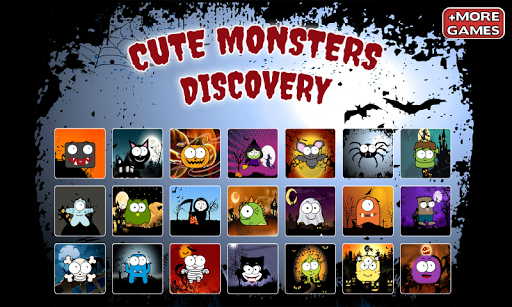 Cute Monsters Discovery