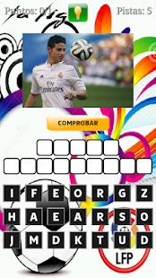 【免費益智App】Futbol Quiz - Liga BBVA 2015-APP點子