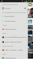Screenshot of FAQsAndroid