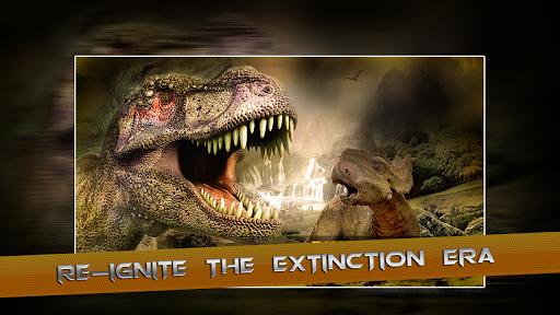 恐竜スナイパー:サバイバル時代 - 恐竜のゲームハンタ