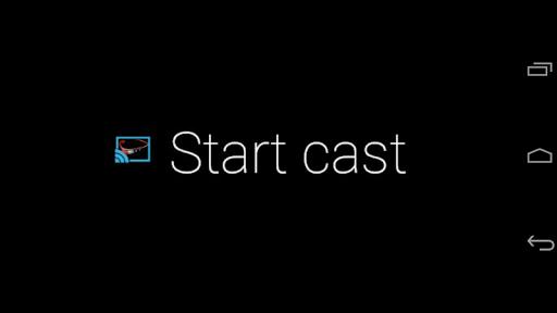 StartCast