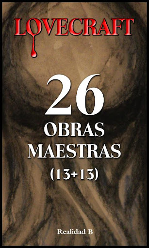 LOVECRAFT - 26 OBRAS MAESTRAS