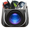 Heroes Camera icon