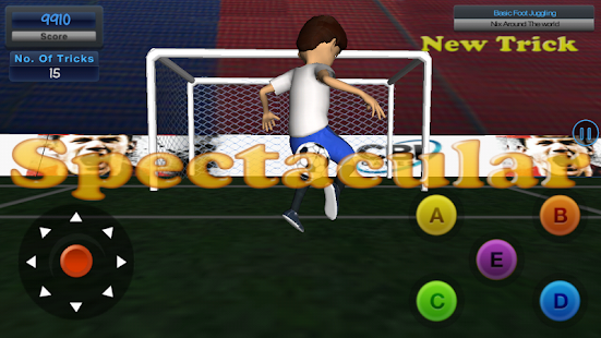 Just4Kicks HD - screenshot thumbnail
