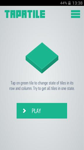 Tapatile - taps tiles puzzle
