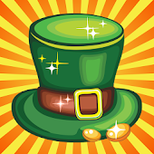 Leprechaun Match-3 Puzzle Game