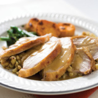 Cook's Illustrated's Slow-Roasted Turkey with Gravy