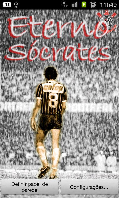 Sócrates Forever!- screenshot