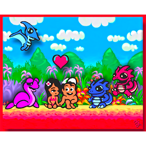 Adventure Island for PC and MAC