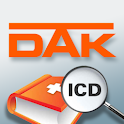 DAK-Diagnosensuche ICD 2011 logo