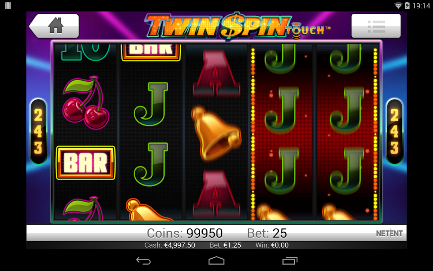 Twin Spin Slots- screenshot