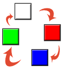 Rubik's Array (魔術轉珠) icon