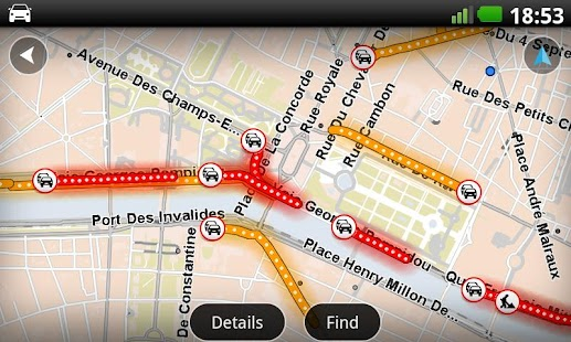 TomTom Western Europe - screenshot thumbnail