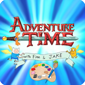 Adventure Time Paint For Kid