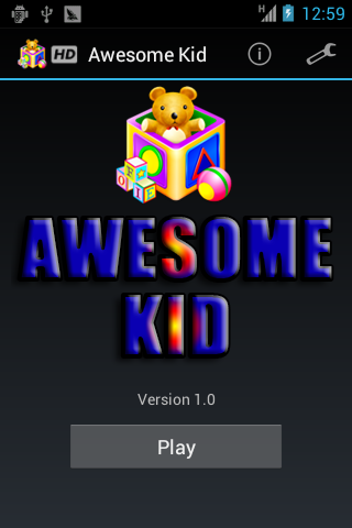 【免費教育App】Awesome Kid-APP點子