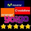 Valoración Compañías Móviles logo