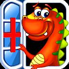 小小恐龙医生-幼教游戏 icon