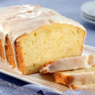 Orange Pound Cake.