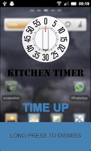 Kitchen Timer Full - screenshot thumbnail