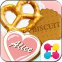 +HOMEアイコンパック LOVE SWEETS icon