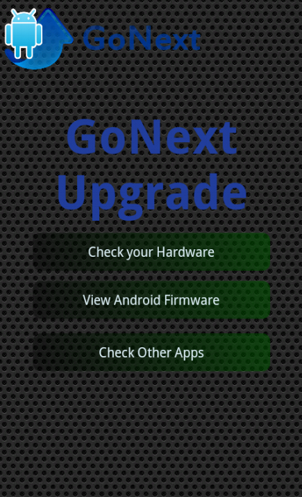 Upgrade for Android™ Go Next- screenshot