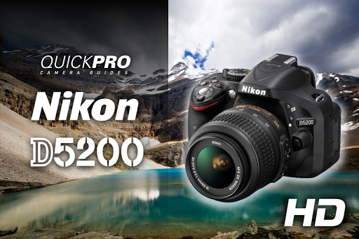 Nikon D5200 from QuickPro