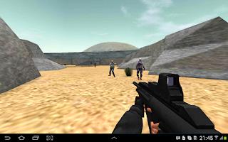 Screenshot of Critical Strike Portable