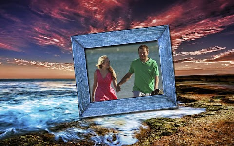 Scenery Photo Frames Pro screenshot 5