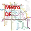 MetroDF (Mexico City Subway) logo