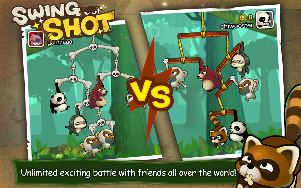 Swing Shot HD - screenshot