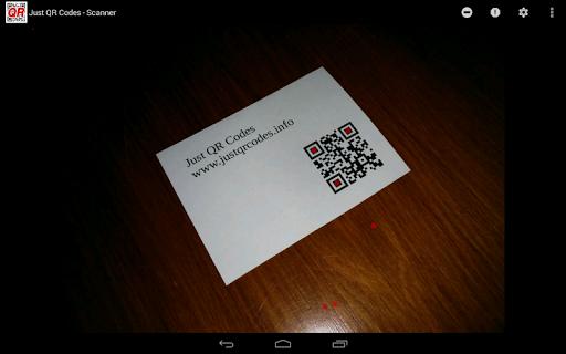 【免費生產應用App】Just QR Codes-APP點子