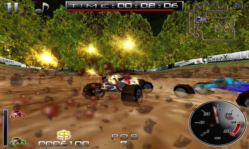 Buggy RX Free- screenshot