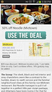 Scoutmob local deals & events - screenshot thumbnail