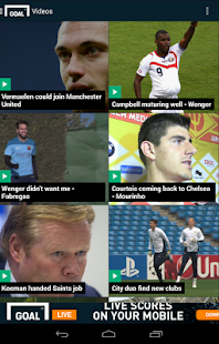Goal.com- screenshot thumbnail