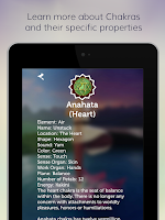 Screenshot of Chakra Meditation