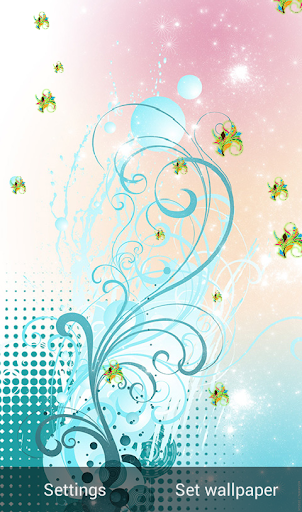 Z4 Ultra Vector Live Wallpaper