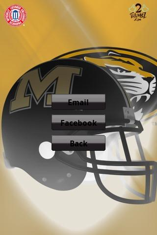 Missouri Tigers Gameday- screenshot