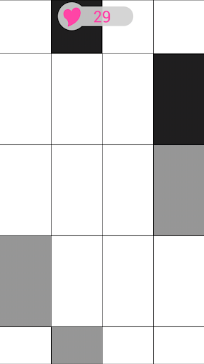 【免費休閒App】黑白塊旋律4(豪華版)-APP點子