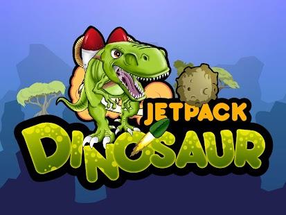 Jetpack Dinosaur