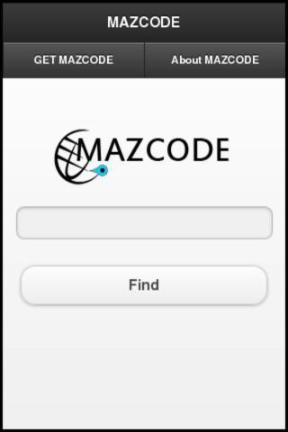 MAZCODE- screenshot