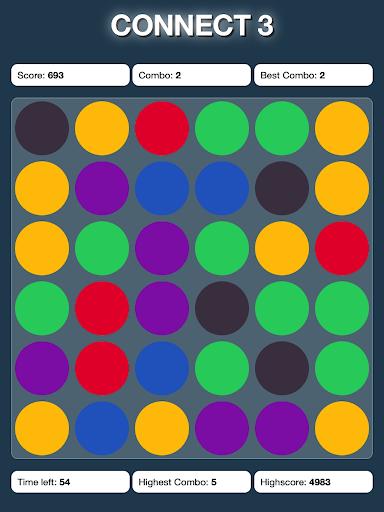 【免費休閒App】Connect 3-APP點子