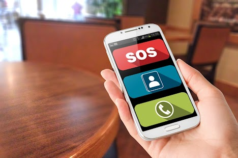 מסך אפליקציית WisePhone