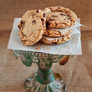 Oatmeal Peanut Butter Cookies.