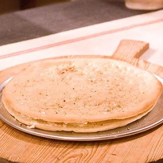 Robiola Pizza